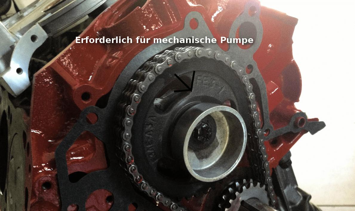 <p>Zum Umbau des Ford 302 5.0L EFI Einspritzmotors auf Vergaser sind einige Dinge zu beachten. Ich habe hier mal die wichtigsten Punkte zusammengefasst.</p>