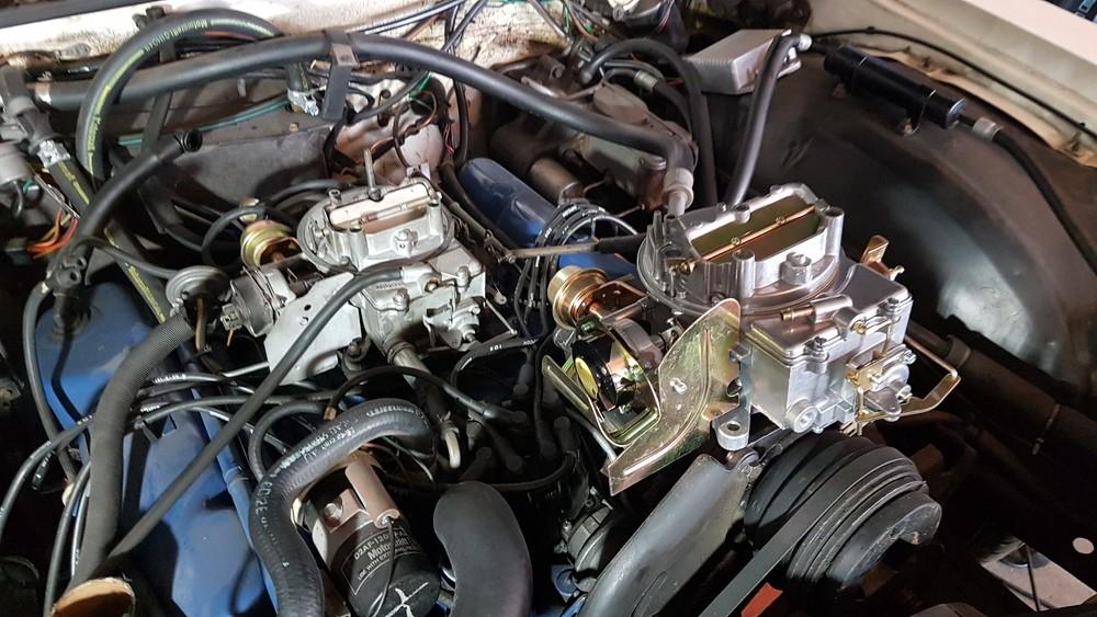 """<p>Fast vergessen aber immer treu, so ist der von 1953 bis 1973(2100) und 1973 bis 1986(2150 +Elektro) verbaute original 2-Fach Vergaser eine stille solide Lösung für alle die möchten das Ihr US-Car-Oldtimer zuverlässig und Benzin sparend funktioniert. """"Hau den 2-Fach Vergaser runter, dann macht der Motor richtig Leistung"""" Nun diese […]</p>"""
